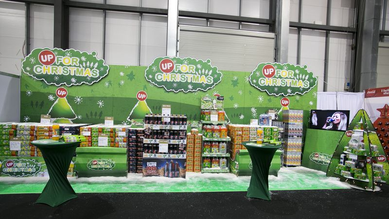 Trade Stands Hoys 2015 : Project up for christmas trade stand profile events